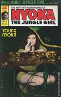 Nyoka The Jungle Girl # 3