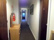 Darfield Hostel Hallway