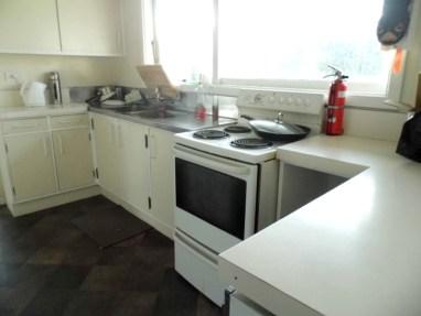Darfield Hostel Kitchen