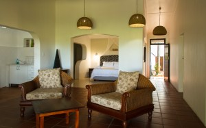 St Lucia Ecolodge Room