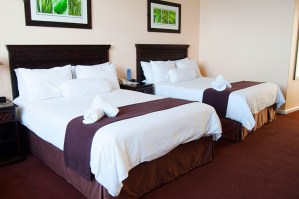 Gooderson Tropicana Hotel Bedrooms