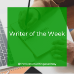 Writer of the Week