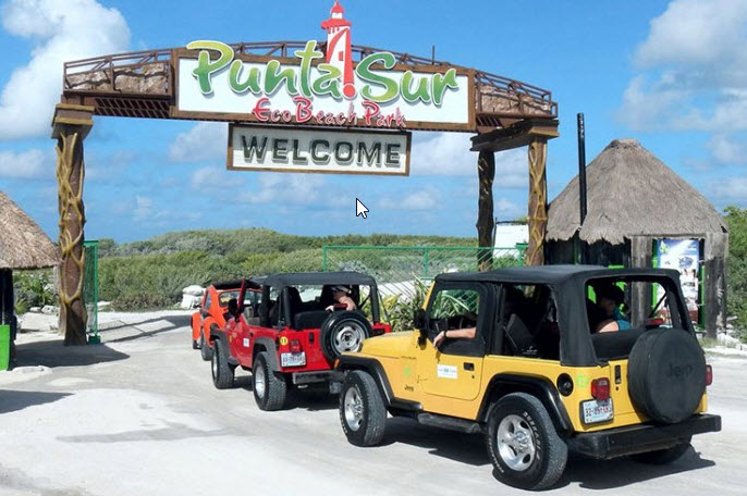 Renting-Jeeps-In-Cozumel-Mexico