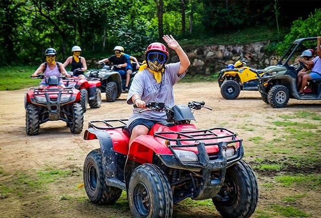 Tours In Mexico - ATV Jungle Tours