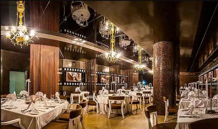 Desire Riviera Maya Resort restaurant