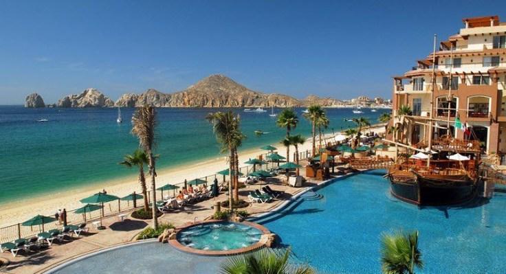 Villa Del Palmer Cabo San Lucas beach