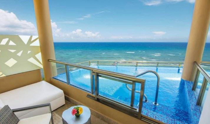 All Inclusive Resorts Mayan Riviera Adults Only - El Dorado seaSide suite