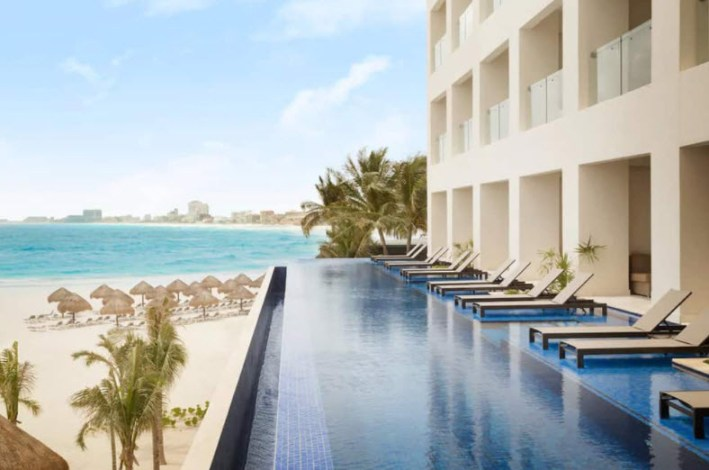 Turquoize at Hyatt Ziva Cancun for adult only
