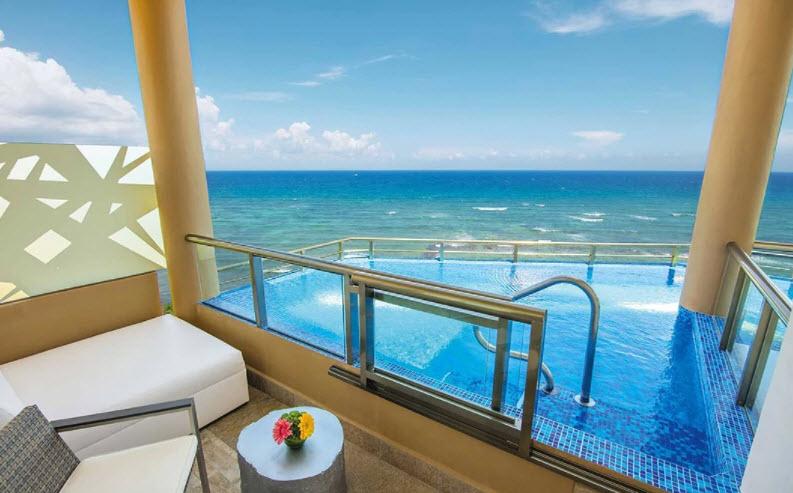 Mayan Riviera All Inclusive Resorts Adults Only - El Dorado Seaside suit