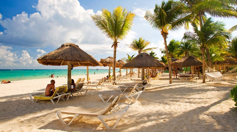 Playa del Carmen - Mexico Tourist Destination