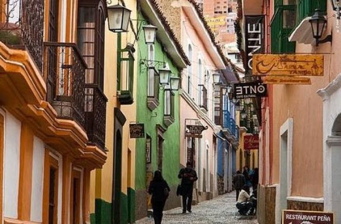 Take a walk on Calle Jaen