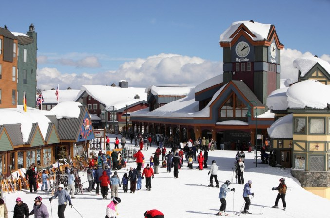 Big-White-Ski-Resort