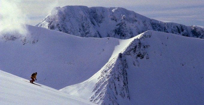 Skiing-In-Scotland