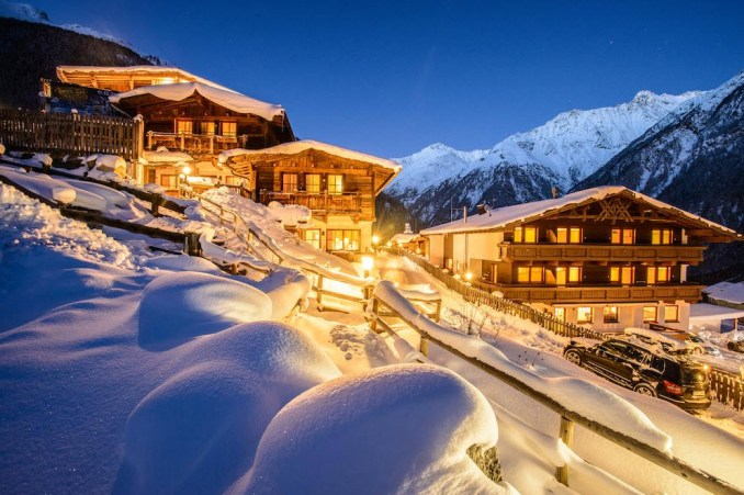 Solden-Ski-Resort-Austria