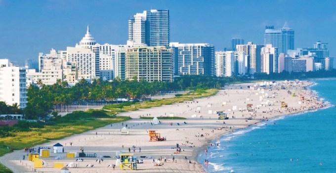 Beaches-In-Summer-Miami-Beach-Florida