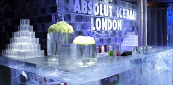 Ice Bar Party