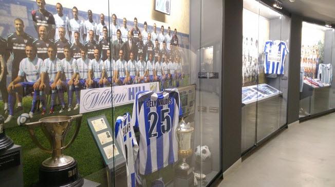 Málaga Football Club - what to do in Malaga Spain