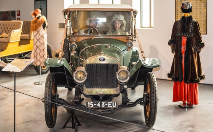 Things To Do In Spain Malaga - Automobile and Fashion Museum