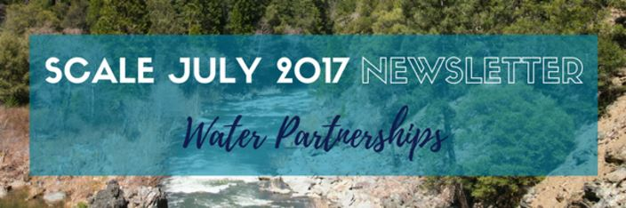 SCALE July Newsletter