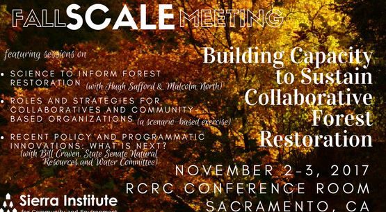 Fall 2017 SCALE Meeting