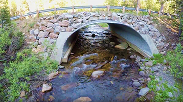 Culvert and Road Restoration — Watch Video Here!