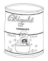 Comic 32 - Angry Soup