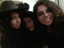 Super cowgirl of Naqueachi, Wonder Woman and the Sombra