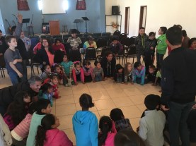 1 Day VBS: Learning about the Prodigal Son