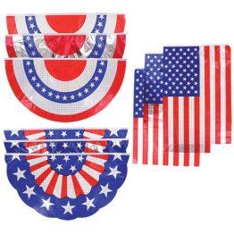 dollar tree patriotic flags summer