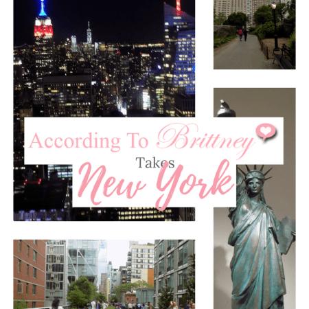 ATB Takes New York | Travel Vlog