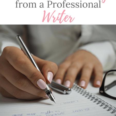 Everyday Ways to Improve Your Writing with a Professional Writer: Annie Zaleski