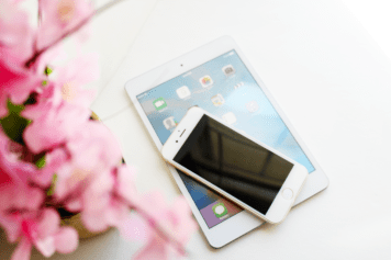 Feminine Floral Iphone 6 Ipad Content Creation Academy