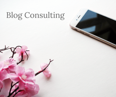 Blog Consulting 2