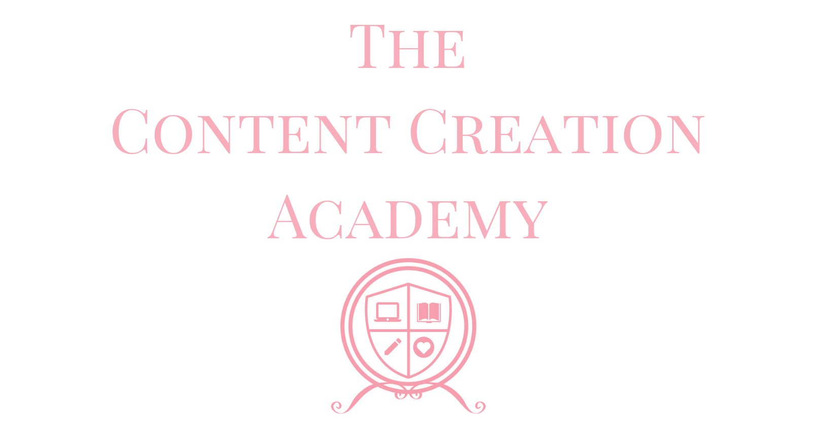 Content Creation Academy