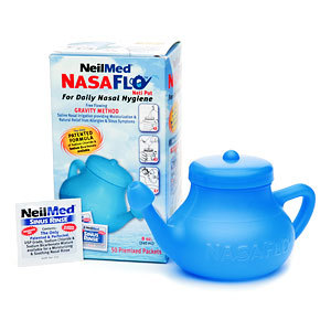 My sinus saviour? Only time will tell....