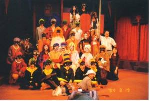 Comedy of Errors Cast Shot