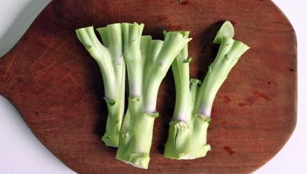 Broccoli stalk nutrition