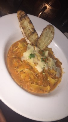 Pappardelle w/ Pulled Lamb Ragu