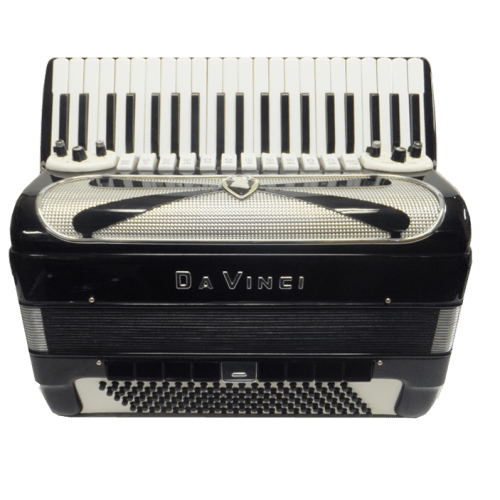 Da Vinci 120 Bass Accordion I Mahler Music Center