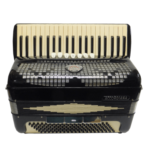 Excelsior Accordiana 120 bass accordion I Mahler Music Center