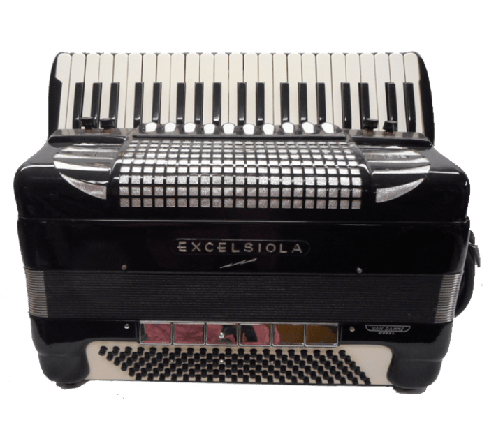 Excelsior Excelsiola Van Damme Accordion I Mahler Music Center