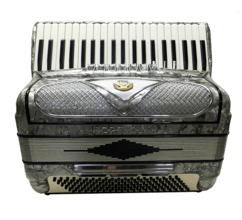 Morbidoni Knight 120 Bass Accordion I Mahler Music Center