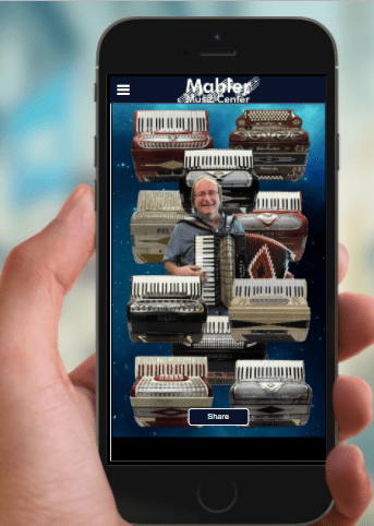 Mahler Music Center - Phone App