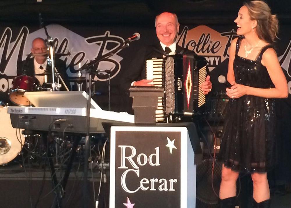 Rod Cerar & Mollie B _ Accordion Legacy Library