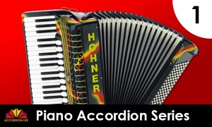 Learn how to play the Piano Accordion: Level 1