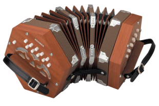 Are You My Type? Accordions: Similar but Different