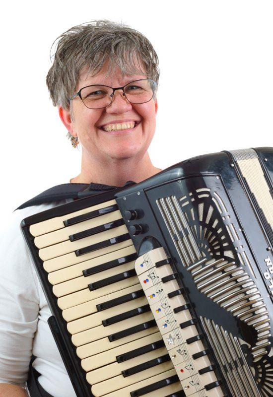 Piano Accordion Lessons