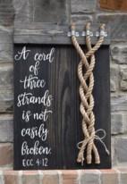 Three strand chord – etsy.com
