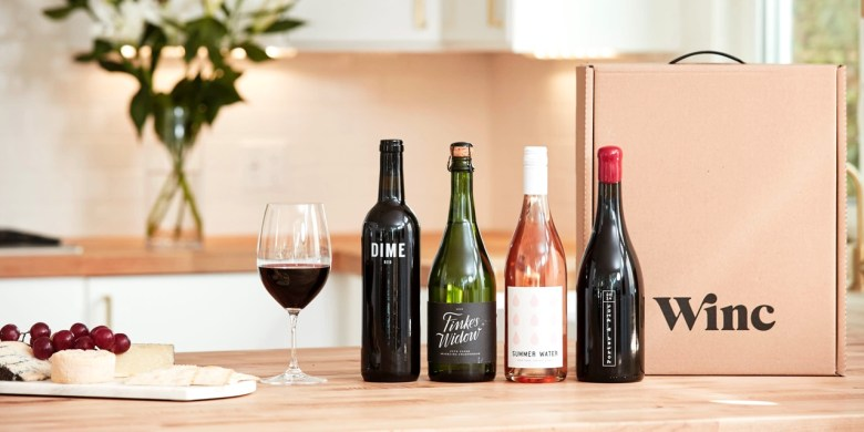 Winc - Wine Club and Gift Boxes with Wine Decor Accessores