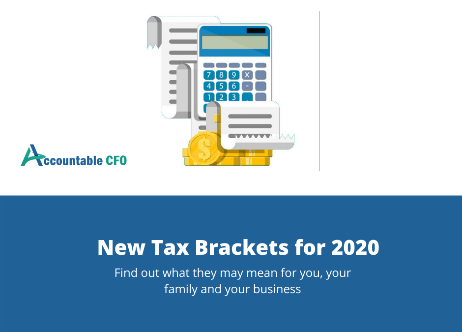 2020 Small Business Tax Rate.New Tax Brackets For 2020 Accountable Cfo